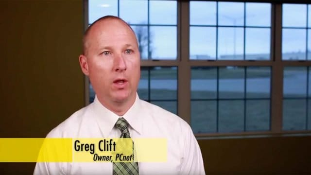 video cover for Greg Clift, PC Net